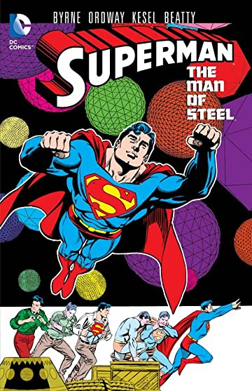 Superman: The Man of Steel Vol. 7
