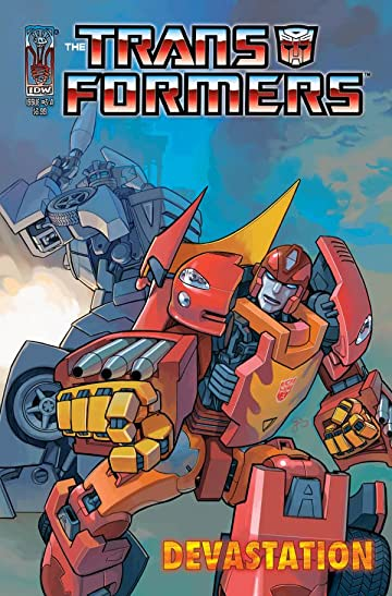 Transformers: Devastation #3