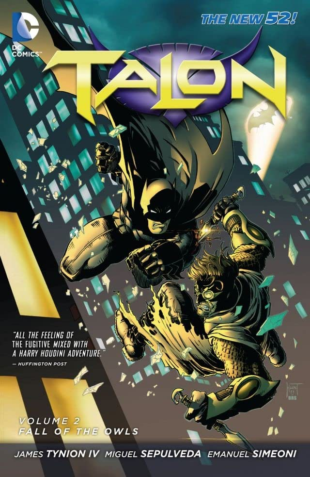 Talon (2012-2014) Vol. 2: The Fall of The Owls