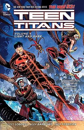 Teen Titans (2011-2014) Vol. 4: Light And Dark