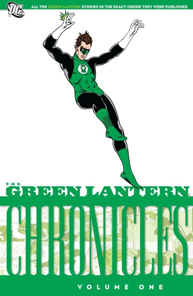 The Green Lantern Chronicles Tome 1