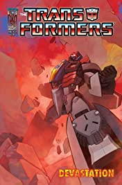 Transformers: Devastation #5