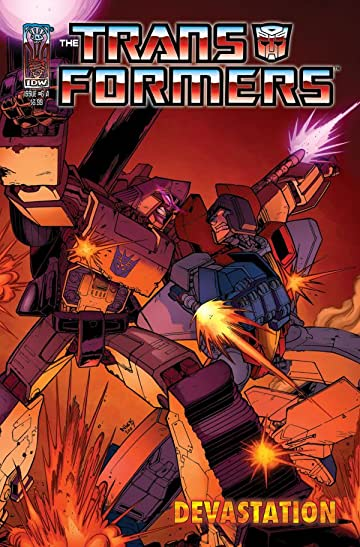 Transformers: Devastation #6