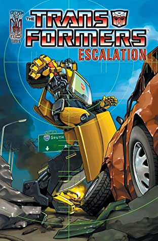 Transformers: Escalation #1