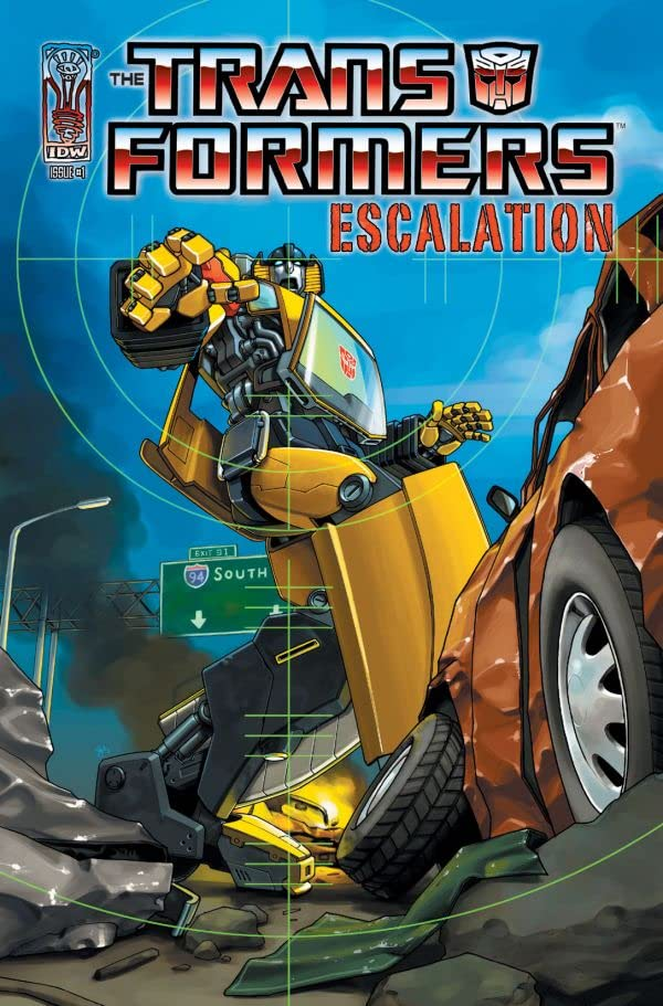 Transformers: Escalation #1