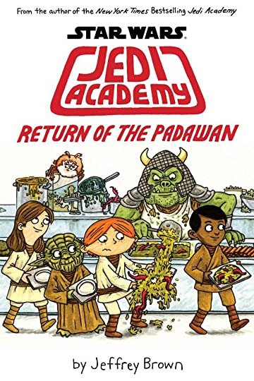 Star Wars: Jedi Academy Vol. 2: Return of the Padawan