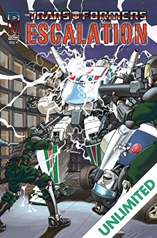 Transformers: Escalation #2