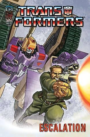 Transformers: Escalation #3