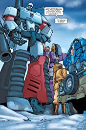 Transformers: Escalation #3