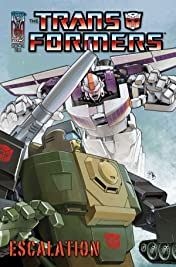 Transformers: Escalation #4