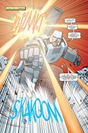 Transformers: Escalation #5