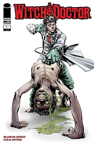 Witch Doctor #1 (of 4)