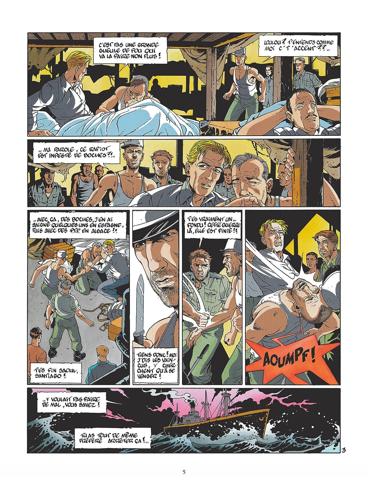Le Boche Vol. 6: Nuit de Chine...