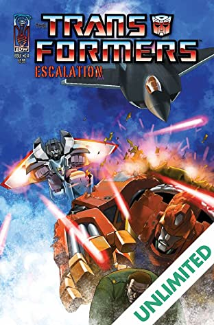 Transformers: Escalation #6