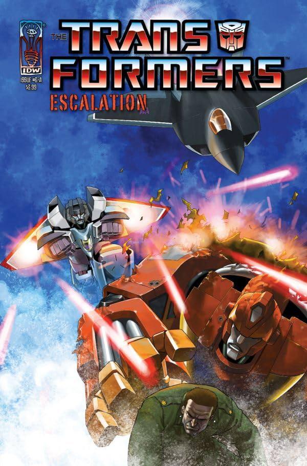 Transformers: Escalation #6