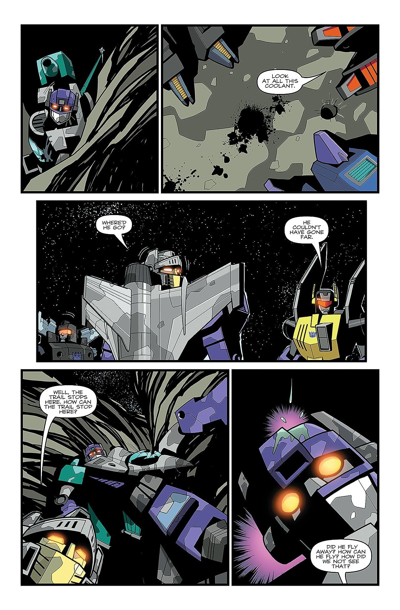 Transformers (2010-2011) #7