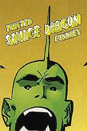 Twisted Savage Dragon Funnies