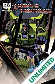 Transformers (2010-2011) #8