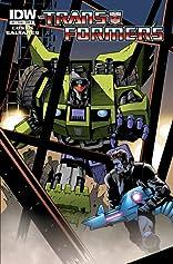 Transformers (2010-2011) #8