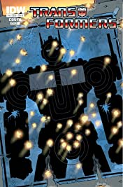 Transformers (2010-2011) #14
