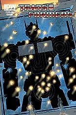 Transformers (2010-2011) #14