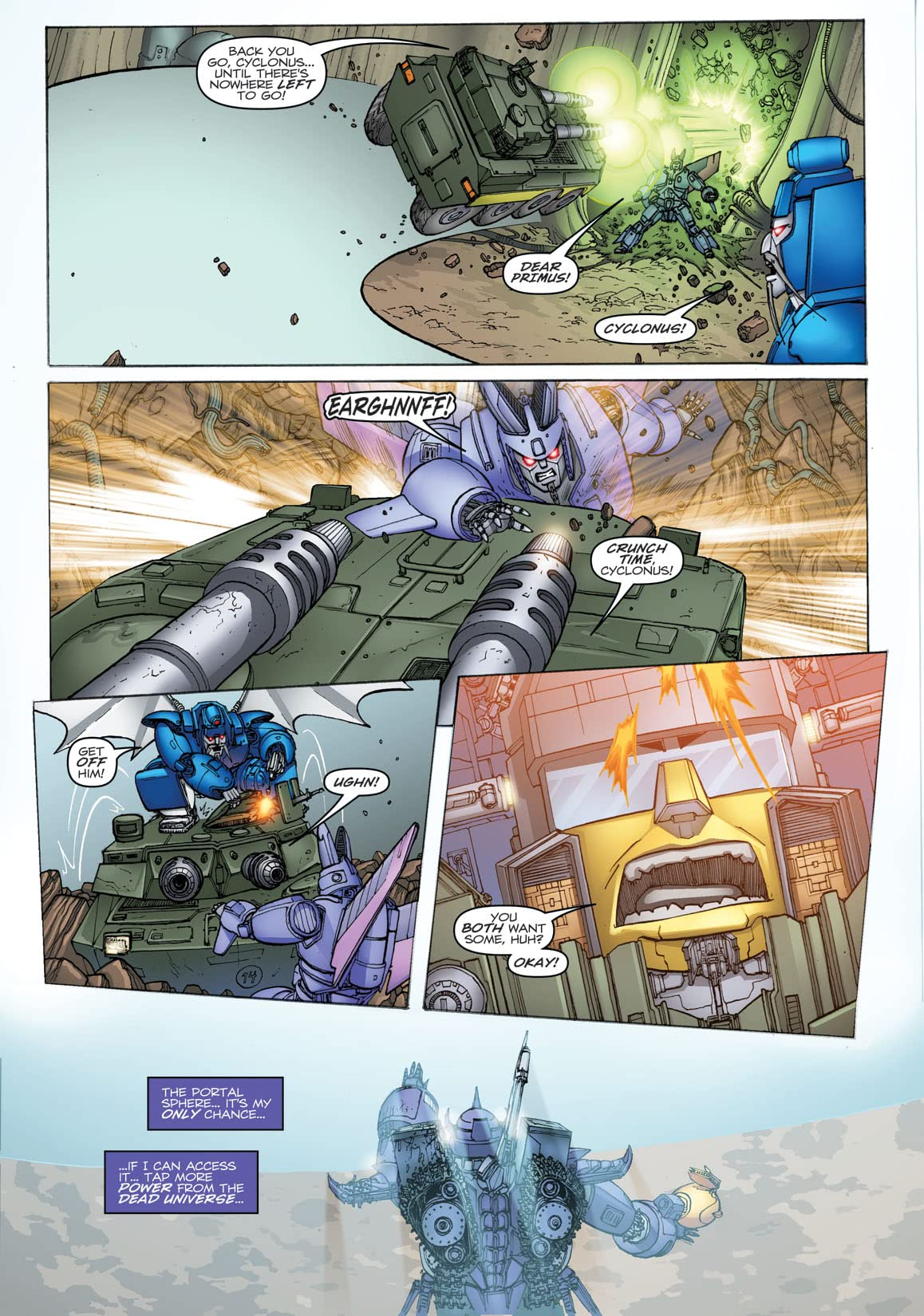 Transformers: Heart of Darkness #2