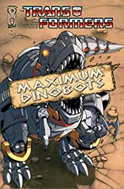 Transformers: Maximum Dinobots #1