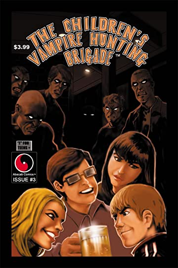 The Children's Vampire Hunting Brigade #3