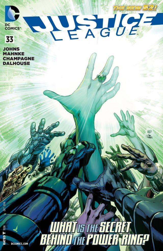 Justice League (2011-) #33