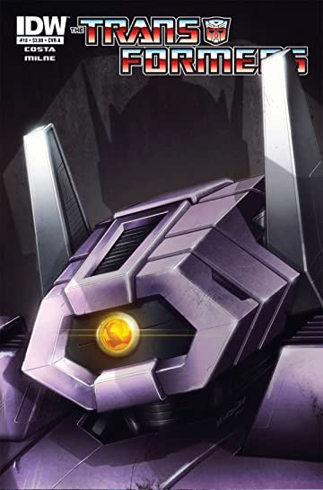 Transformers (2010-2011) #18