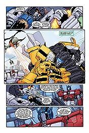 Transformers (2010-2011) #18