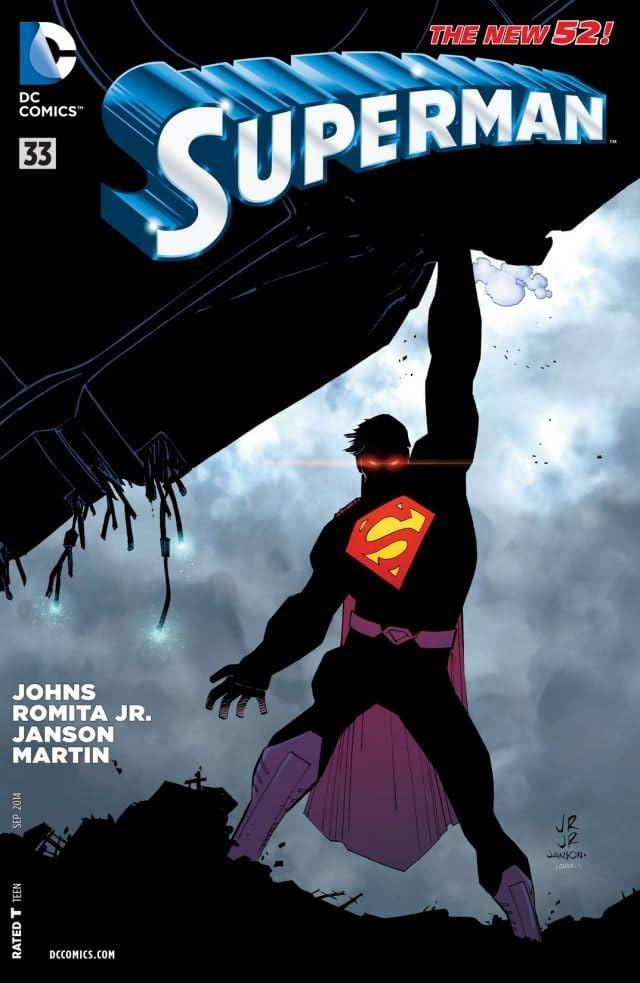 Superman (2011-2016) #33