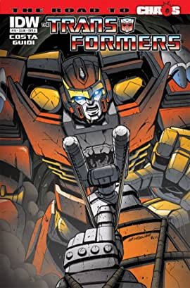Transformers (2010-2011) #19