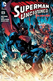 Superman Unchained (2013-2014) #8