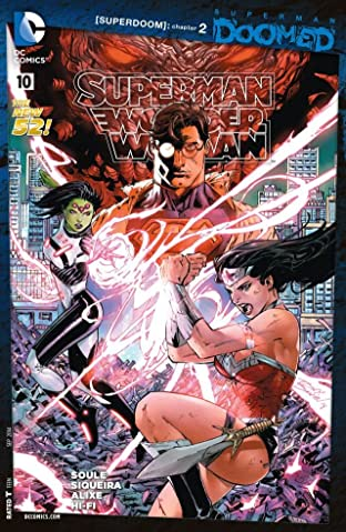 Superman/Wonder Woman (2013-) #10