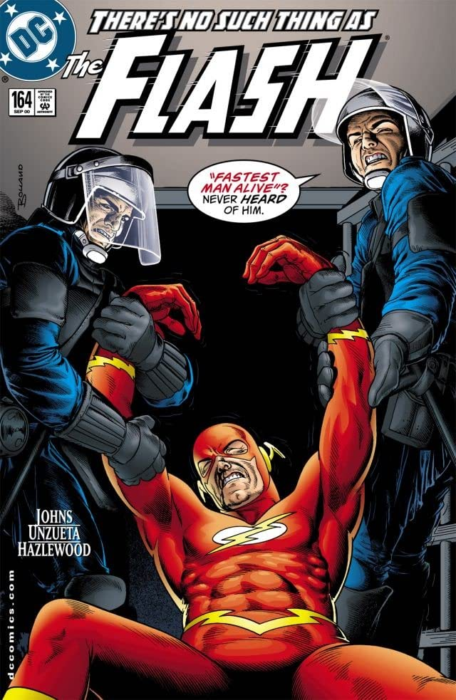 The Flash (1987-2009) #164
