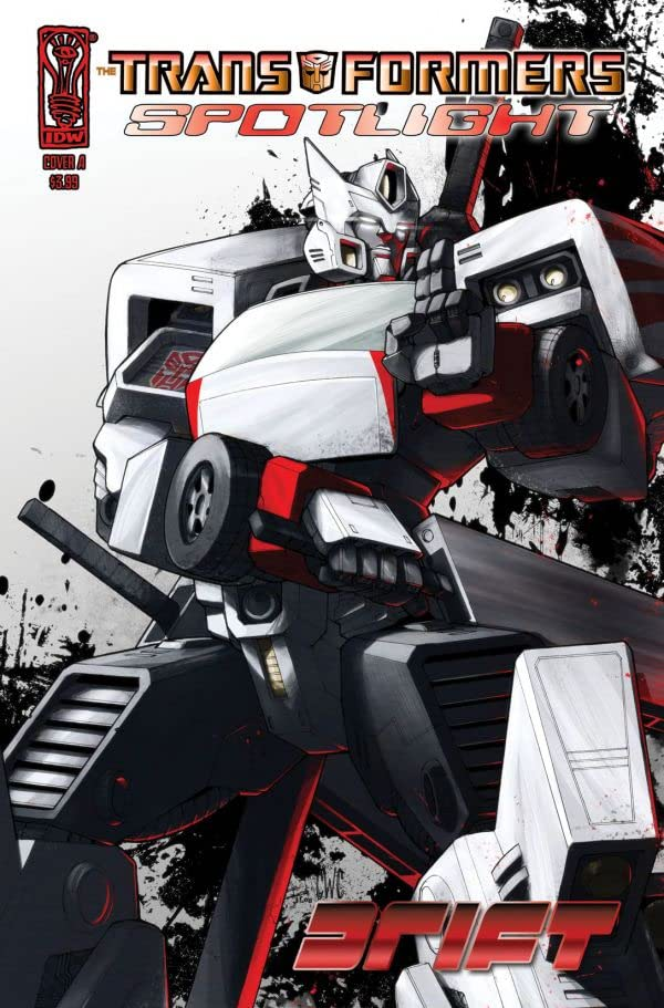 Transformers: Spotlight - Drift