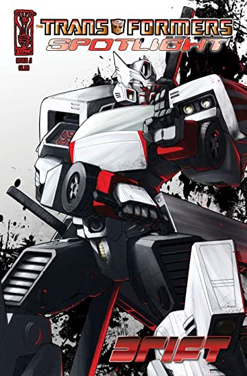 Transformers: Spotlight - Drift