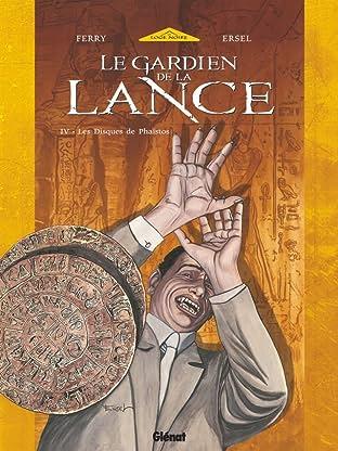 Le Gardien de la Lance Vol. 4: Les disques de Phaistos