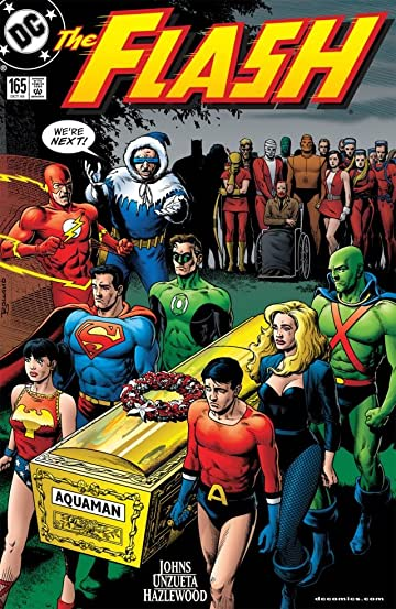 The Flash (1987-2009) #165