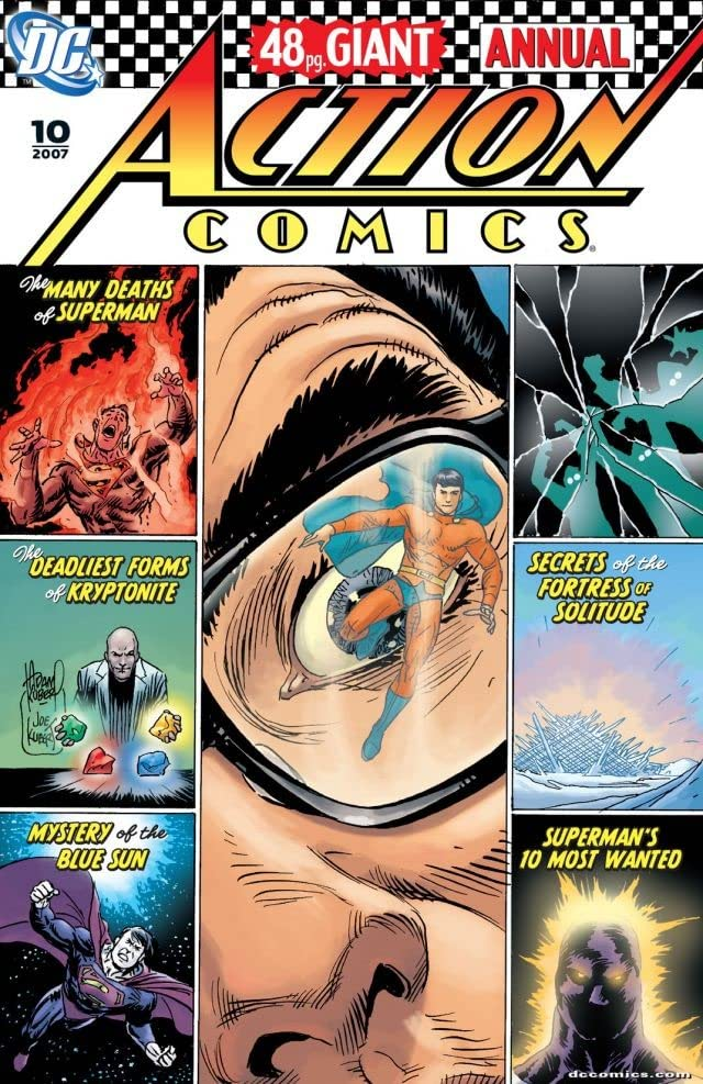 Action Comics (1938-2011): Annual #10