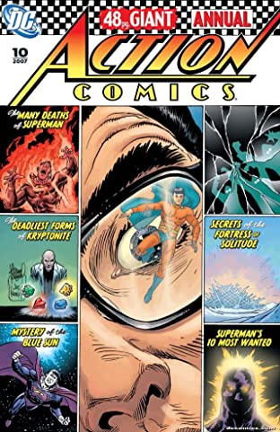 Action Comics (1938-2011) #10: Annual