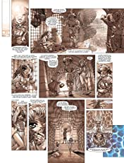 La Guerrière Innocente Vol. 2: Le Palais de l'oubli