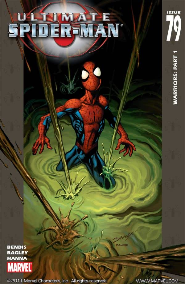 Ultimate Spider-Man (2000-2009) #79