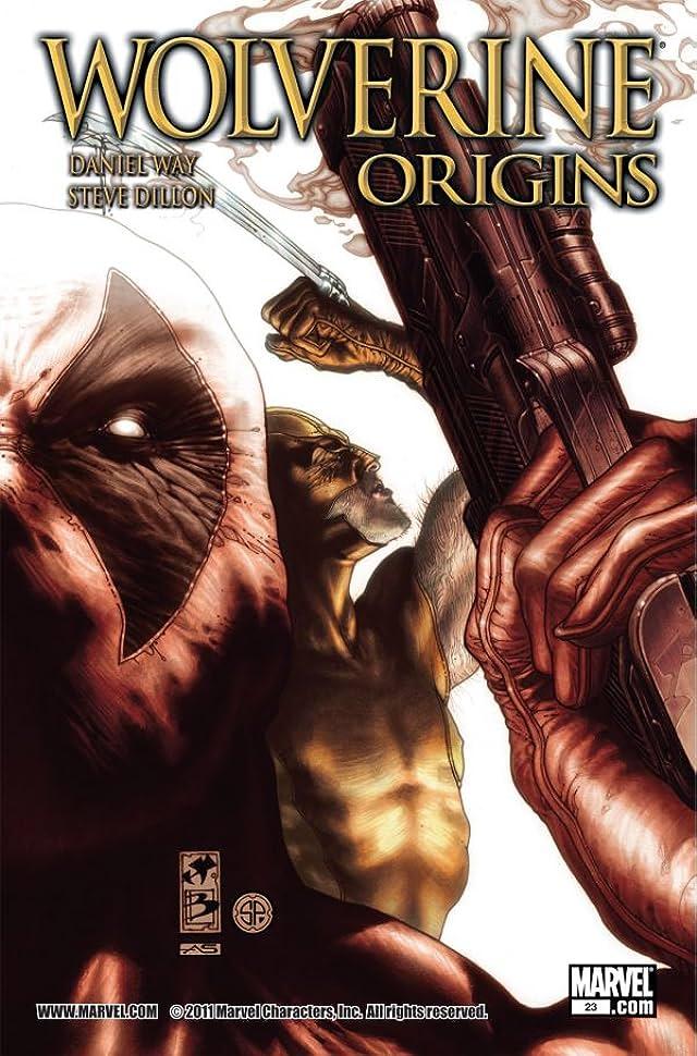 Wolverine: Origins #23