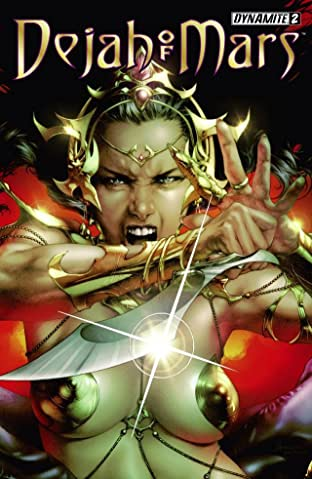 Dejah Of Mars #2 (of 4): Digital Exclusive Edition