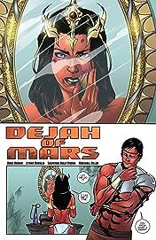 Dejah Of Mars #2 (of 4): Digital Exclusive Edition