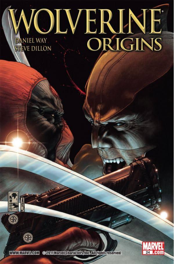 Wolverine: Origins #24