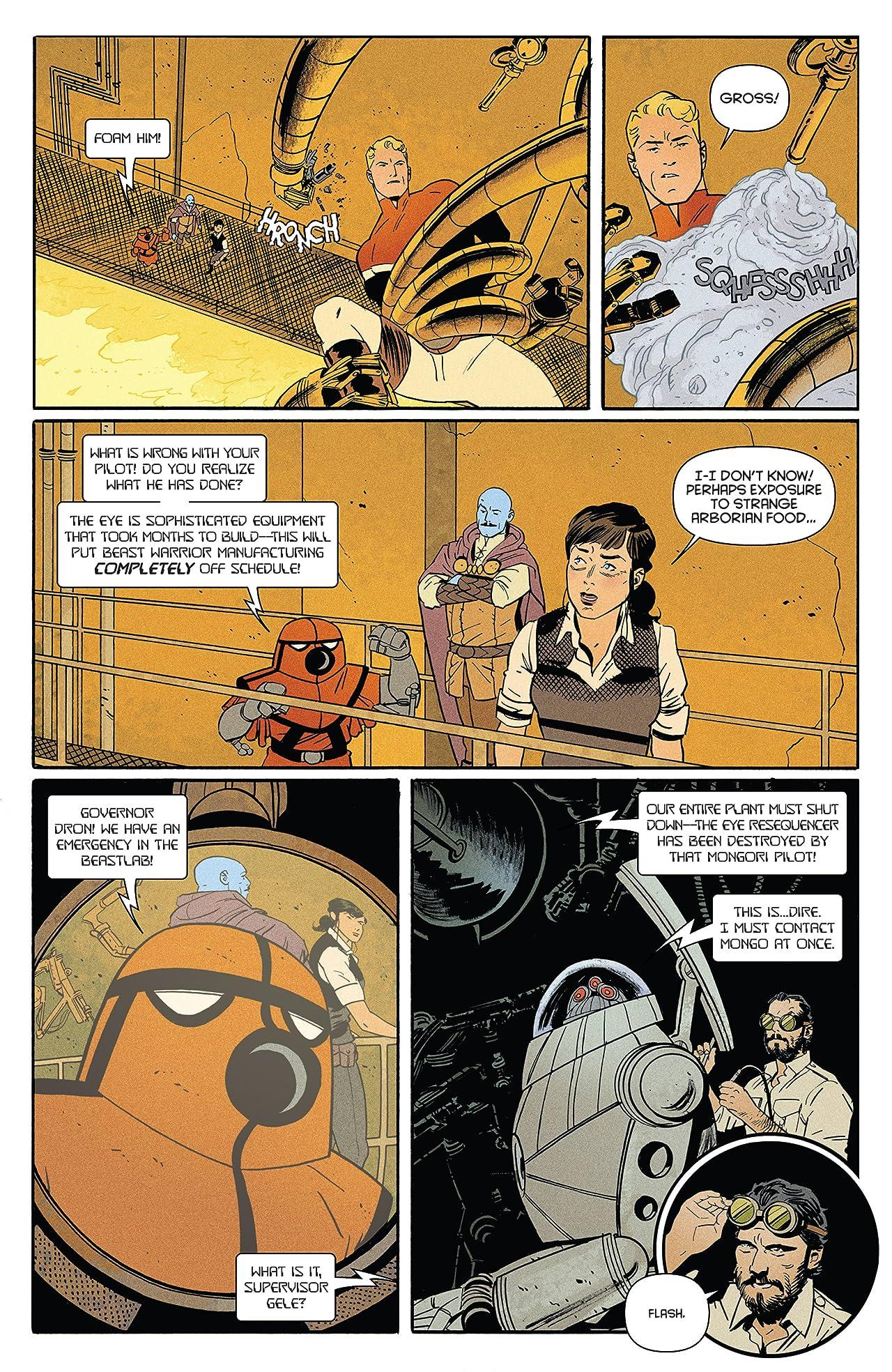 Flash Gordon #3: Digital Exclusive Edition