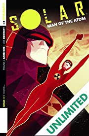 Solar: Man of The Atom #3: Digital Exclusive Edition
